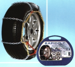PEWAG Rapido C sněhové řetězy EMR 59 , pneu 155/70/13