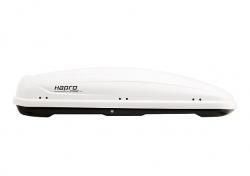 střešní box HAPRO Traxer 6.6 Pure White, doprava zdarma