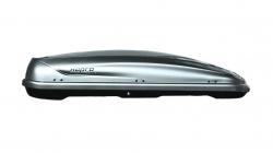 střešní box HAPRO Traxer 6.6 Silver Carbon, doprava zdarma