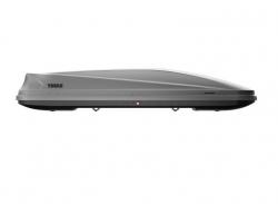 st e n box thule touring alpine 700 titanov aeroskin. Black Bedroom Furniture Sets. Home Design Ideas