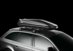 Fotografie THULE Touring Sport (600) černý černá lesklá